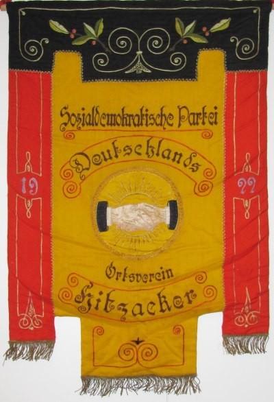 Banner OV Hitzacker Vorderseite